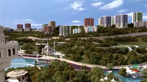 Kuzey Ankara projesinin tanıtım filmi yayında