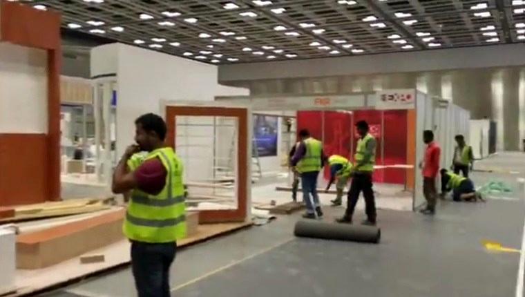 Expo Turkey by Qatar'da hazırlıklar başladı!