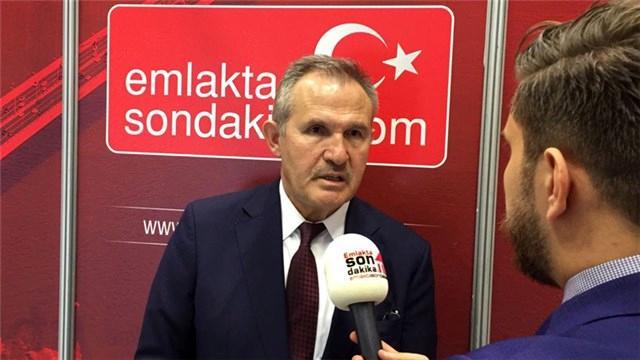 Süleyman Çetinsaya, Expo Turkey by Qatar'da ESD'ye konuştu!
