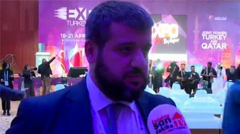 'Türkiye-Katar arasında yapılmış en büyük ticari organizasyon'
