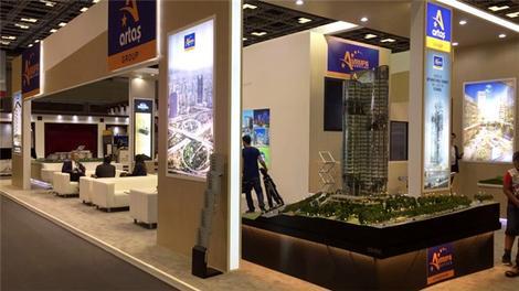 Expo Turkey by Qatar'da Türk firmalarının standlarını görüntüledik!