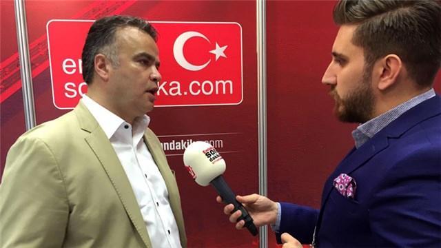 Murat Yılmaz, Expo Turkey by Qatar'da ESD'ye konuştu