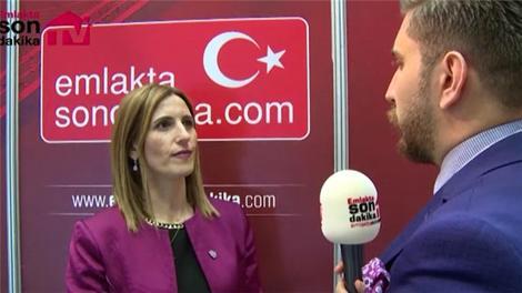 Neli Devidas, Expo Qatar'da fuarı değerlendirdi