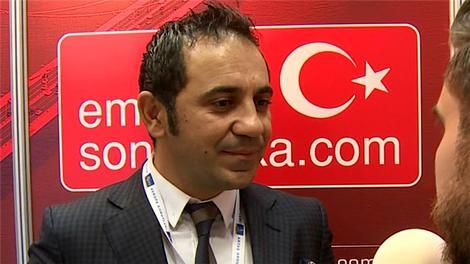 Sabri Paşayiğit Expo Katar'da sorularımızı yanıtladı