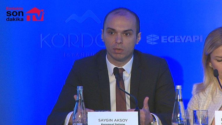 Saygın Aksoy, Kordon İstanbul'u anlatıyor!