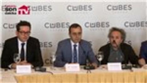Cubes Ankara projesinin lansmanı yayında!