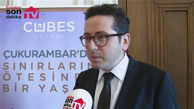 Durul Dalgıç, Cubes Ankara'yı ESD'ye anlattı!