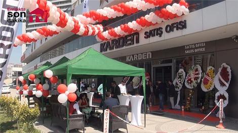 Self İstanbul konut projesinin satış ofisi açıldı!