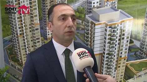 Bilal Aydoğan, Bulvar Atakent projesini anlattı!