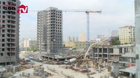 Bulvar Atakent Halkalı'nın inşaatı son sürat!