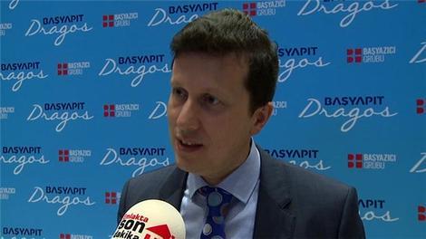 Mahmut Başyazıcıoğlu, Başyapıt Dragos'u anlattı