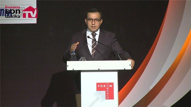 Refik Tuzcuoğlu, Forum İstanbul 2017'de konuştu!
