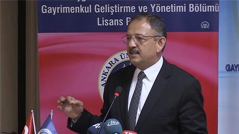 Mehmet Özhaseki'den İstanbul ormanlarıyla ilgili flaş açıklama!