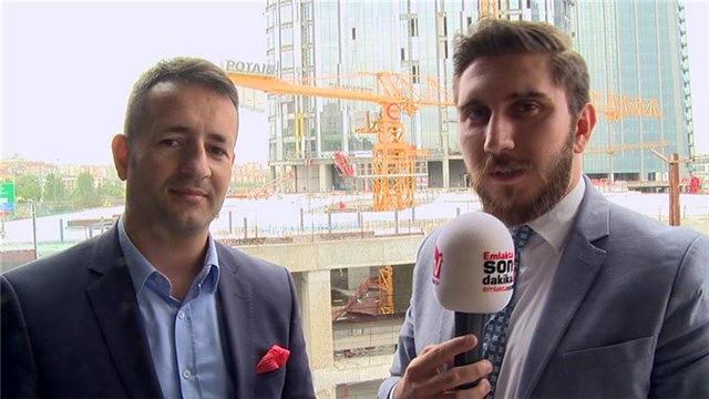 Tansel Özcan, Skyland İstanbul'u ESD'ye anlattı!