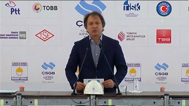 Yusuf Akçayoğlu, 3. Havalimanı'nda son durumu anlattı!