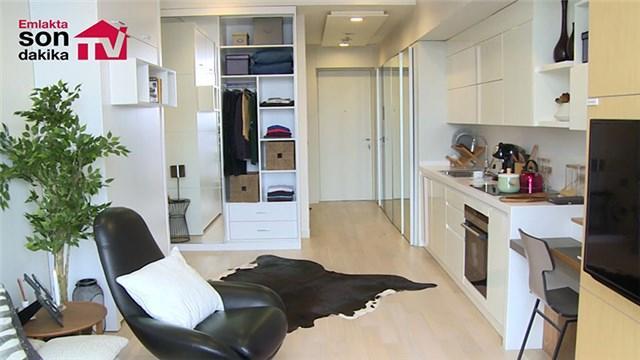 Skyland İstanbul'un yenilenen örnek dairesi!