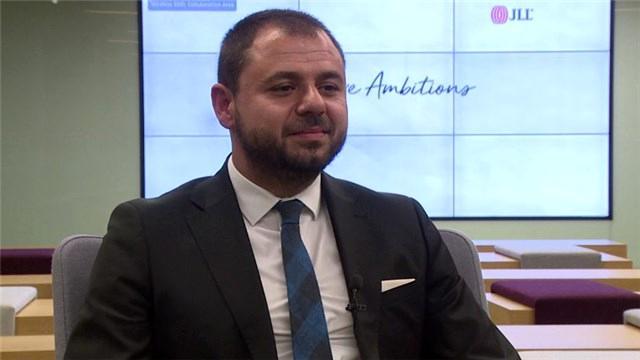 Mahir Mermer, İstanbul ofis piyasasını değerlendirdi!