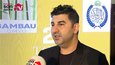 Burçin Şahin, 262 Towers projesini anlatıyor!