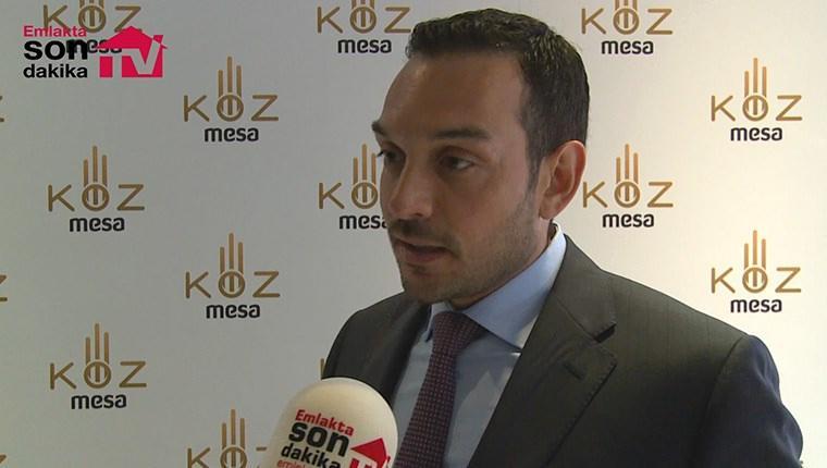 Mert Boysanoğlu, Koz Mesa'yı anlatıyor!