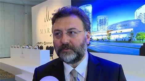 Altan Elmas, Bursa Marka AVM'yi anlatıyor!