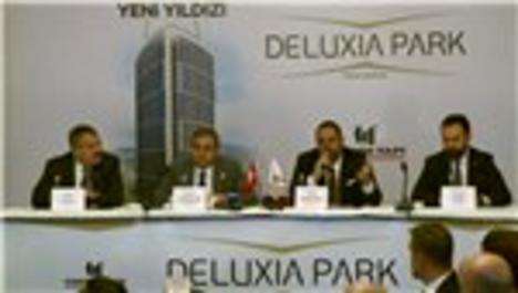 Teknik Yapı, Deluxia Park Residence'ı basına tanıttı!