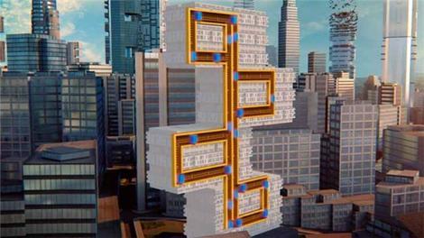 İşte yatay ve dikey gidebilen halatsız asansör!