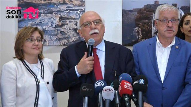 Karkamış antik kent Arkeoparkı 2018'de ziyarete açılacak