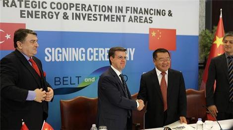 İhlas ile China Silk Road Group arasında stratejik ortaklık!