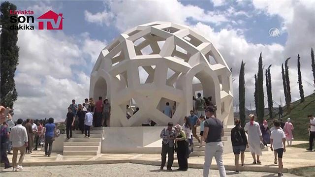 15 Temmuz Şehitler Anıtı ziyarete açıldı!