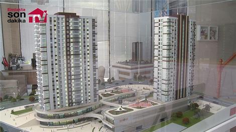 Luxera Meydan projesinin maket videosu yayında!