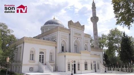 Yıldız Hamidiye Camisi bugün ibadete açılacak