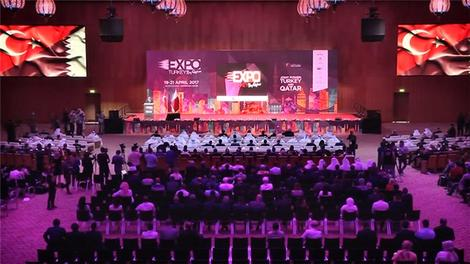 Expo Turkey by Qatar tanıtım filmi!