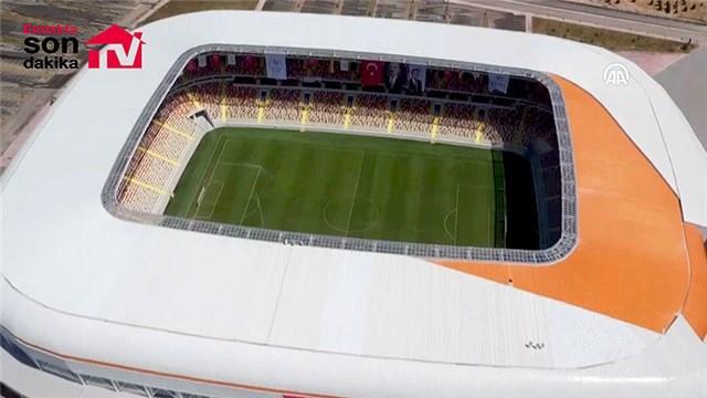 Malatya Stadyumu açıldı!