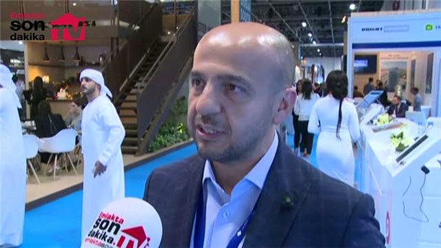 'Fuar, Türk firmalar için başarılı bir fuar olarak sonuçlanacak'