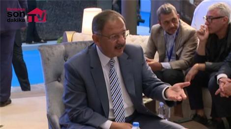 Bakan Özhaseki, yeni deprem yasasının detaylarını anlattı
