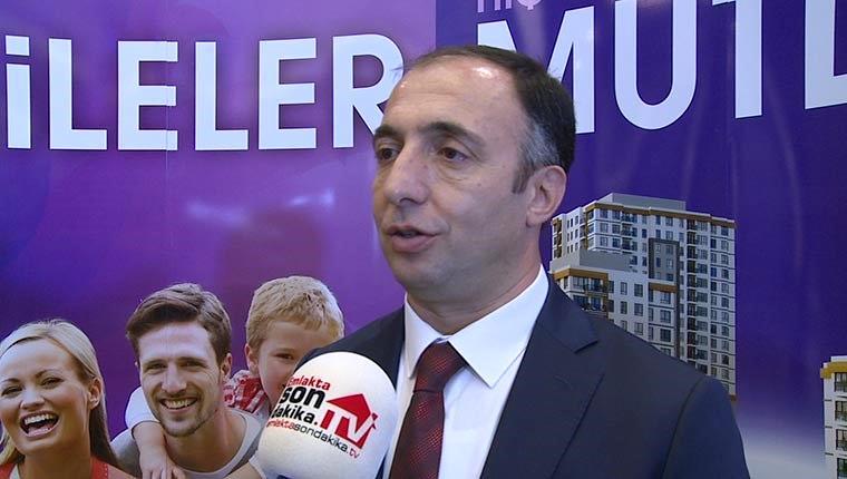 Bilal Aydoğan, Bulvar Atakent'i anlattı