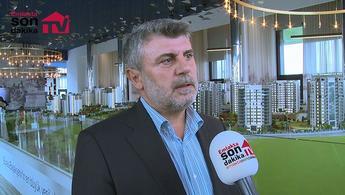 Ömer Saylık, 3. İstanbul Grand Rezidans'ı anlattı!