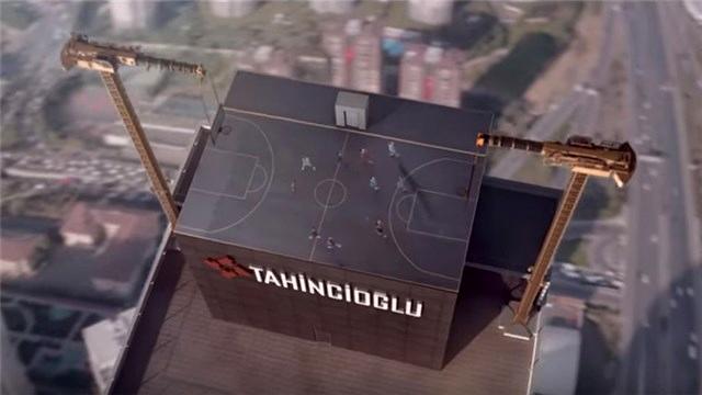 Tahincioğlu Basketbol Süper Ligi tanıtım filmi!