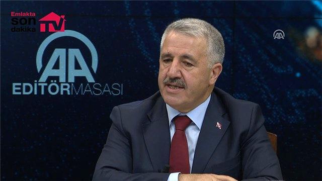 Ahmet Arslan'dan Kanal İstanbul açıklaması!