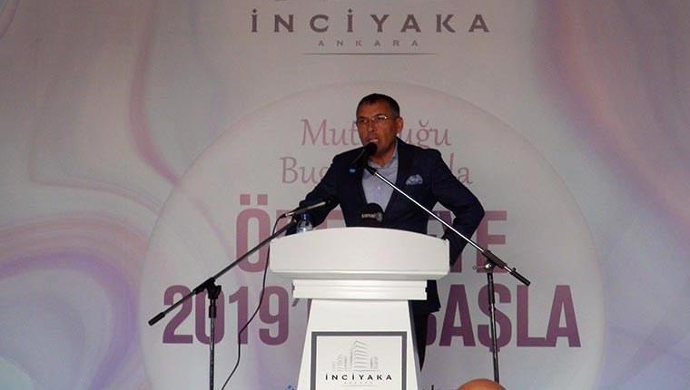 Hüseyin Duman, İnciyaka Ankara'yı anlattı!