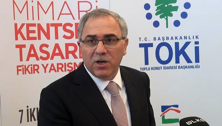 Mehmet Ergün Turan, Ulusal Mimari Yarışma'yı değerlendirdi!