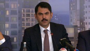 Murat Kurum'dan inşaatçılara flaş uyarı!