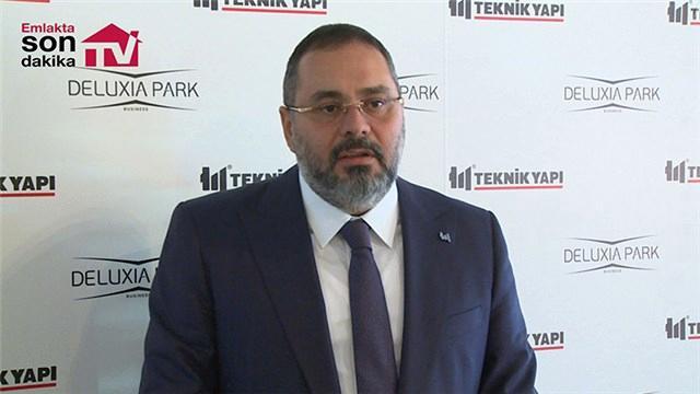 Umut Durbakayım, Deluxia Park Business projesini anlattı!