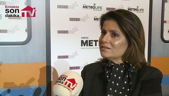Seba Gacemer, Metrolife projesini anlatıyor!