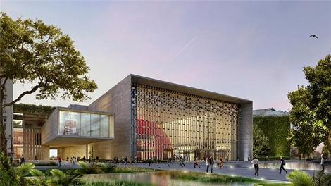 Yeni Atatürk Kültür Merkezi böyle olacak!