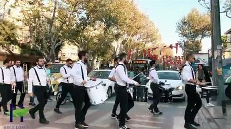 Hilltown AVM cadde şovu videosu!