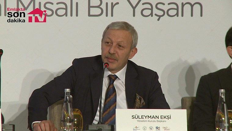 Ahes Misal İstanbul projesinin lansmanı yapıldı!