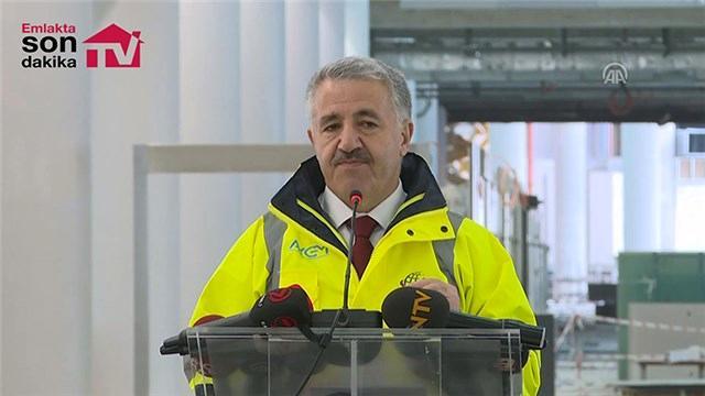 3. Havalimanı için Ahmet Arslan'dan açıklama!