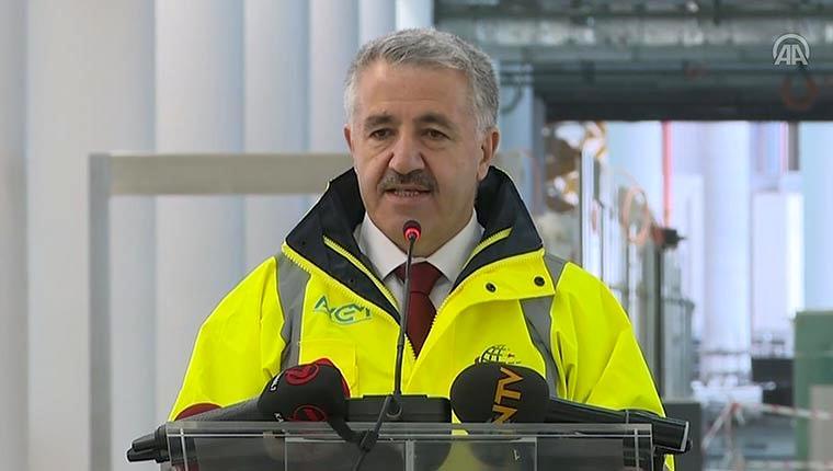 3. Havalimanı, Türkiye'yi daha iyi yerlere taşıyacak!