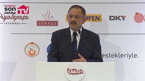 Özhaseki: ''2030'a kadar Türkiye'yi depreme hazır hale getirebiliriz